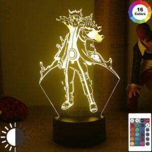 Lampe Naruto Chakra de Kurama