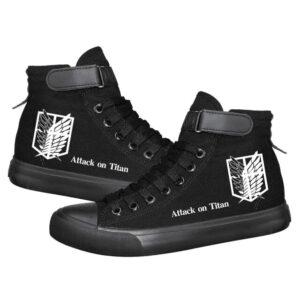 Chaussures L'attaque Des Titans Corps de Reconnaissance
