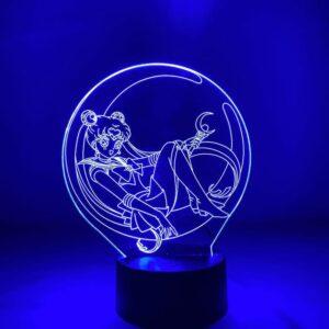 Lampe Sailor Moon Princess Serenity