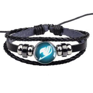 Bracelet Fairy Tail Bleu