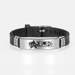 Bracelet One Piece Jolly Roger Franky