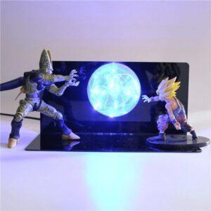 Lampe Dragon Ball Z Cell vs Gohan SSJ2