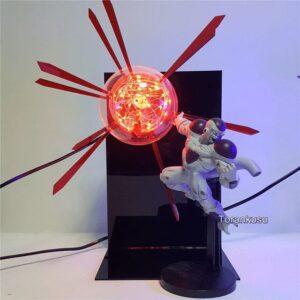 Lampe Dragon Ball Z Freezer Pleine Puissance