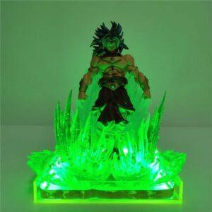 Lampe Dragon Ball Z Broly SSJ