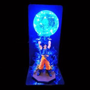 Lampe DBZ Goku Ultra Instinct