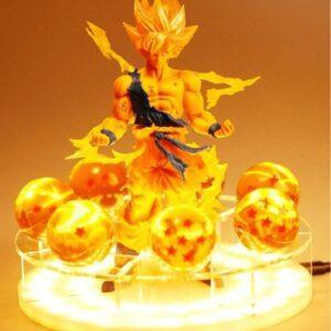 Lampe Dragon Ball Goku SSJ 2