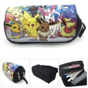 Trousse Pokémon Tous les Évoli