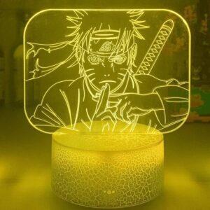 Lampe Naruto Jutsu