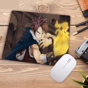 Tapis De Souris Fairy Tail Natsu Dragnir