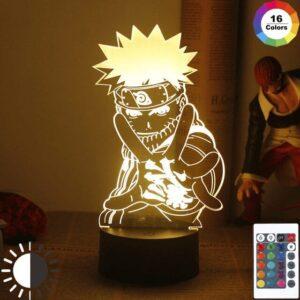 Lampe Naruto Kanji