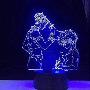 Lampe Hunter X Hunter Kirua x Hisoka