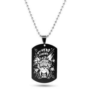 Collier My Hero Academia Dynamight