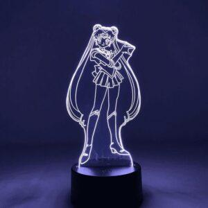 Lampe Sailor Moon