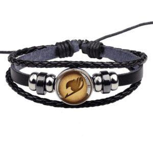 Bracelet Fairy Tail Jaune