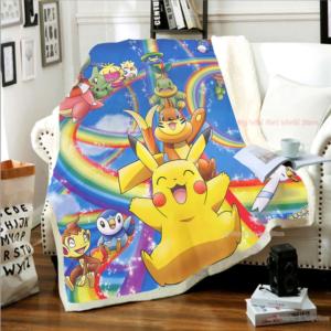 Plaid Pokémon Arc en Ciel