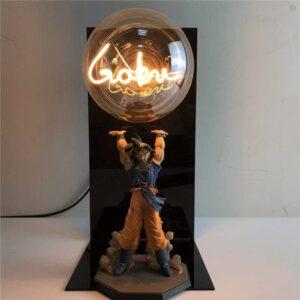 Lampe Dragon Ball Z Goku