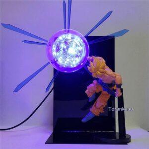 Lampe Dragon Ball Z Goku SSJ