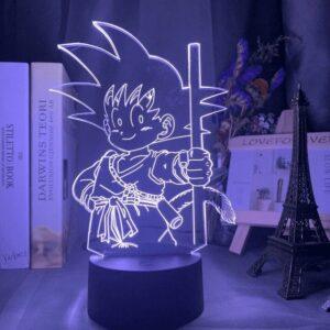 Lampe Dragon Ball Goku Petit