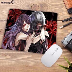Tapis De Souris Tokyo Ghoul Kaneki et Rize