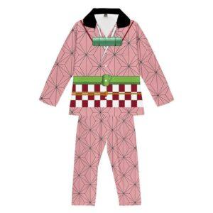 Pyjama Demon Slayer Nezuko Kamado