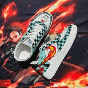 Chaussures Demon Slayer Tanjiro Kamado