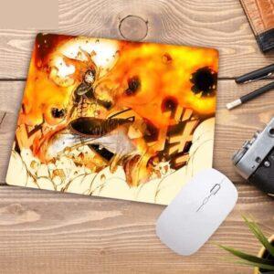 Tapis De Souris Fairy Tail Ailes du Dragon de Feu