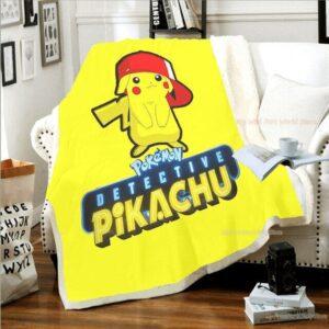 Plaid Pokémon Détective Pikachu
