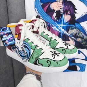 Chaussures Demon Slayer Tomioka Giyû