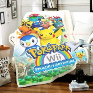 Plaid Pokémon Pikachu Adventures