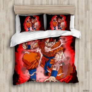 Housse De Couette Dragon Ball Z Goku