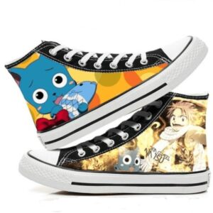 Chaussures Fairy Tail Natsu x Happy
