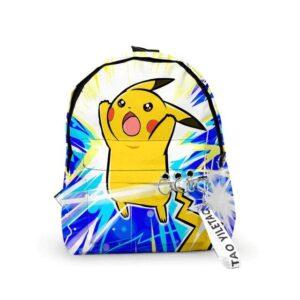 Sac A Dos Pokémon Pika Pikachu