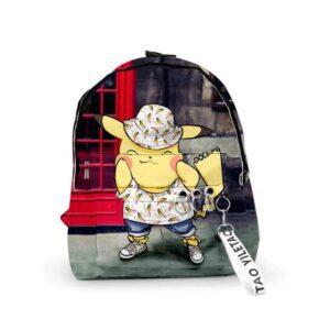 Sac A Dos Pokémon Pikachu London