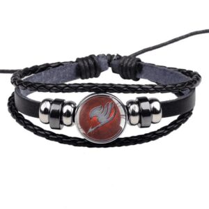 Bracelet Fairy Tail Rouge