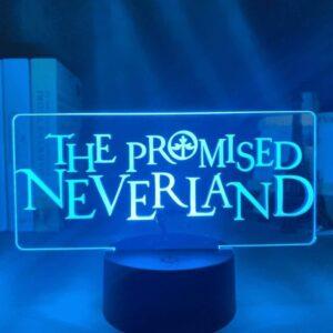 Lampe The Promised Neverland Logo