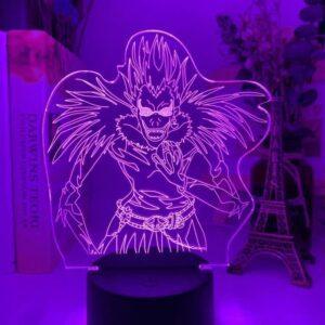 Lampe Death Note Dieu de la mort
