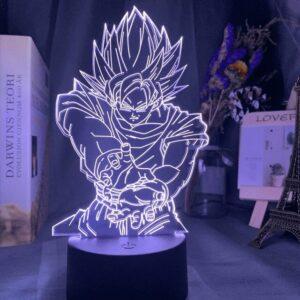 Lampe Dragon Ball Z Goku Super Saiyan