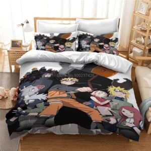Housse De Couette Naruto Character