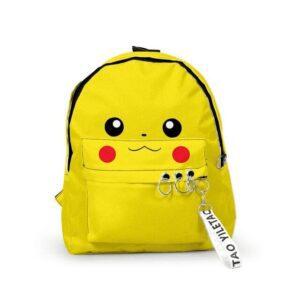 Sac A Dos Pokémon Pikachu Face