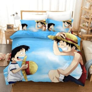 Housse De Couette One Piece Luffy