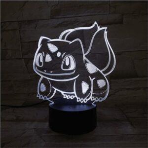 Lampe Pokémon Bulbizarre