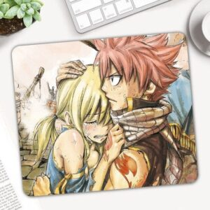 Tapis De Souris Fairy Tail Natsu x Lucy