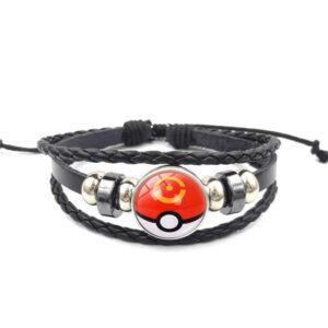 Bracelet Pokémon Rapide Ball