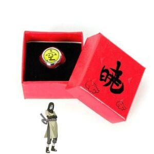 Bague Naruto Orojimaru-Sama