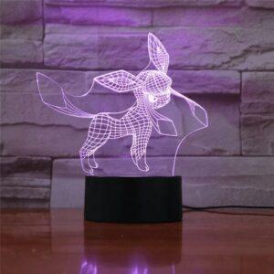 Lampe Pokémon Givrali