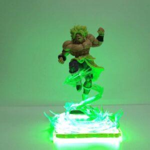 Lampe Dragon Ball Z Broly Super Saiyan