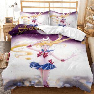 Housse De Couette Sailor Moon Princess Serenity