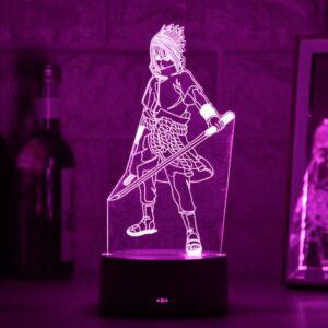 Lampe Naruto Sasuke Uchiwa