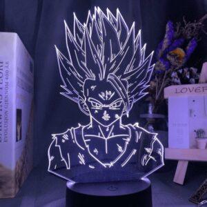 Lampe Dragon Ball Z Gohan SSJ2