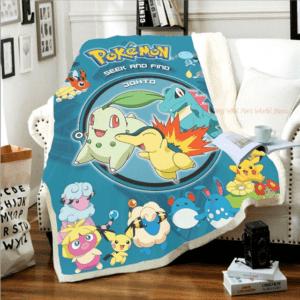 Plaid Pokémon Johto